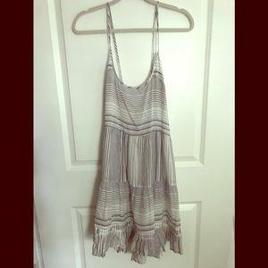 NWOT Anthropologie Eloise Tunic/Dress L